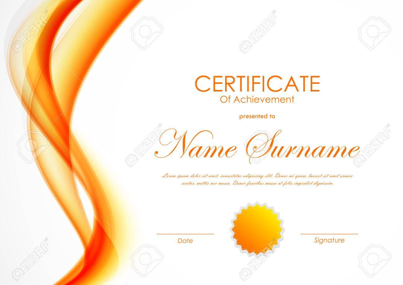 Großzügig Zertifikat Der Leistungsvorlage Fotos - Entry Level Resume ...