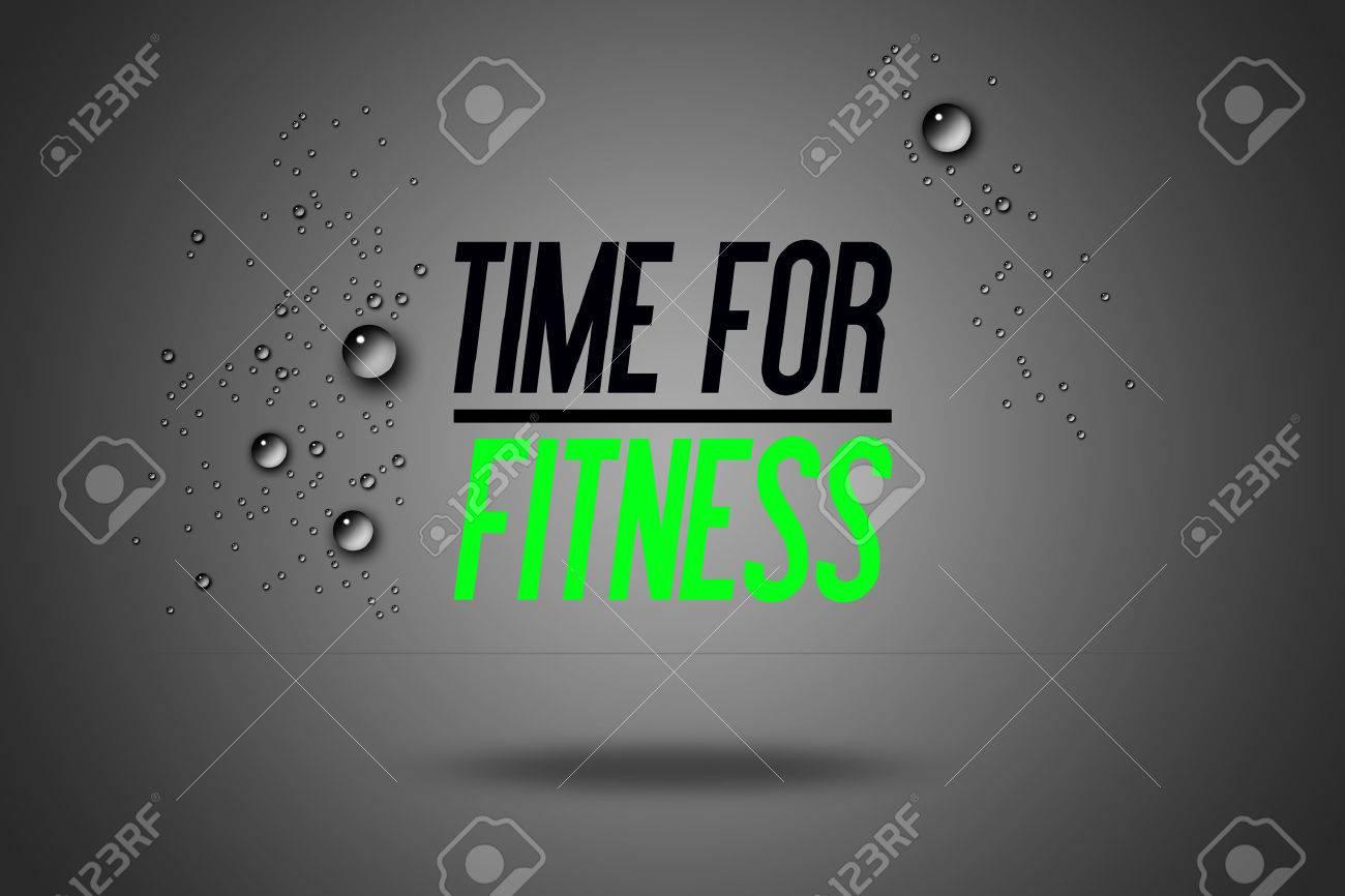 Cool Sport Motivation Das Beste Von Time For Fitness - Advertisement Quotes Workout