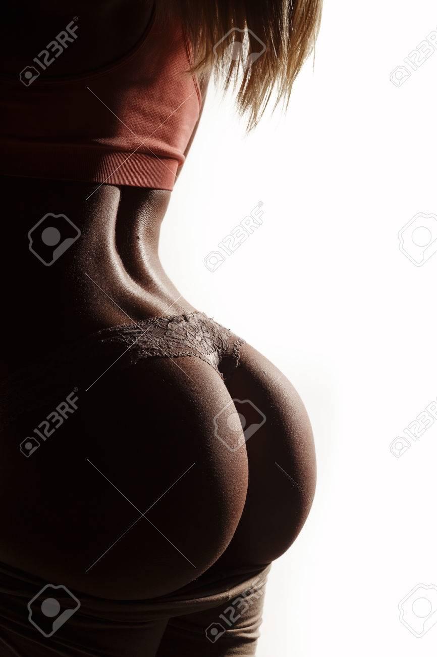 Forced blowjob bondage