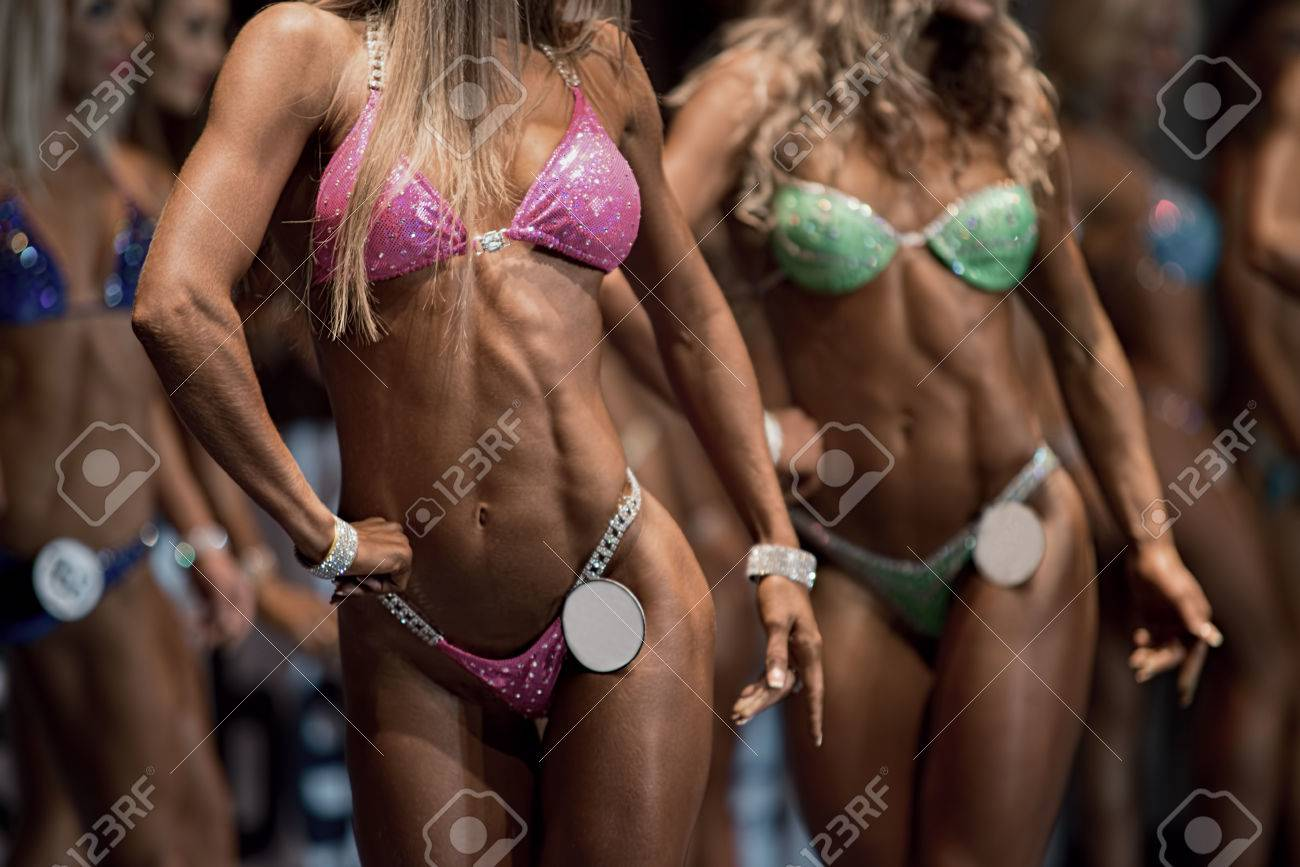 Beauty contest bikini photos