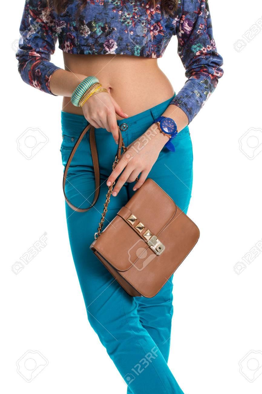 Borsa A Sacco : pantaloni donna