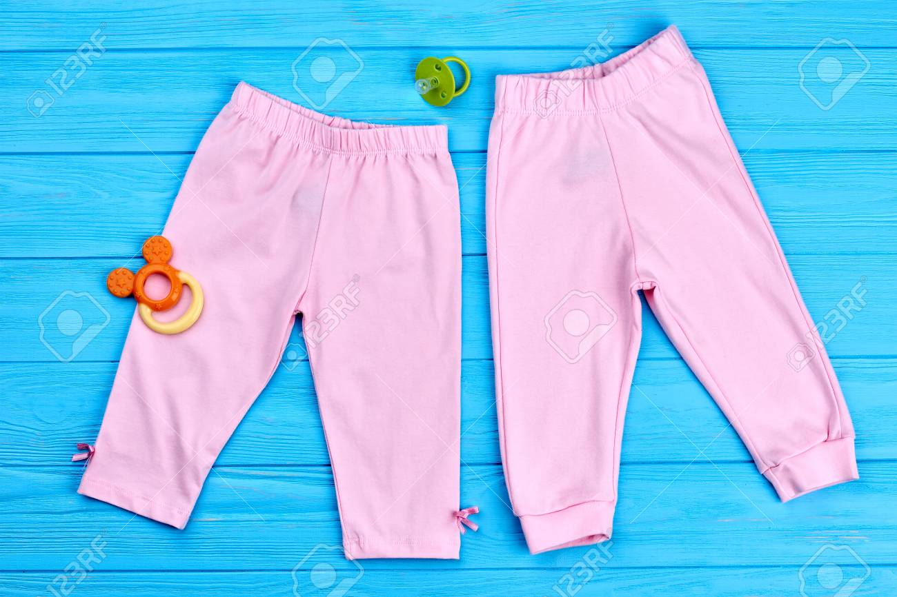 83fde1f8b5e4 Collection Of Trendy Stretch Baby Leggings. Modern Colored Pants ...