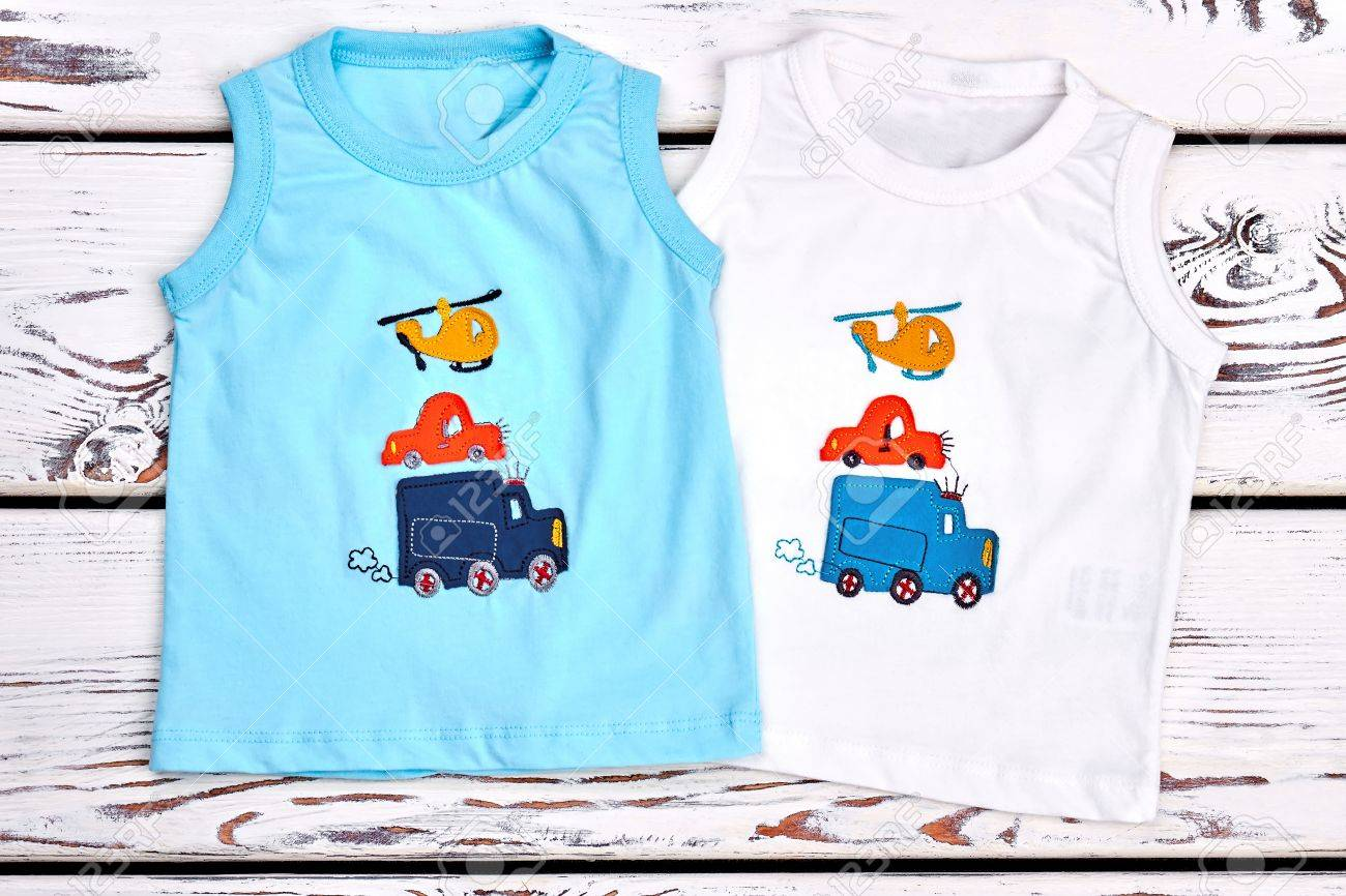 7012fd52 Set of colored printed t-shirts for kids. Baby boy new collection of high