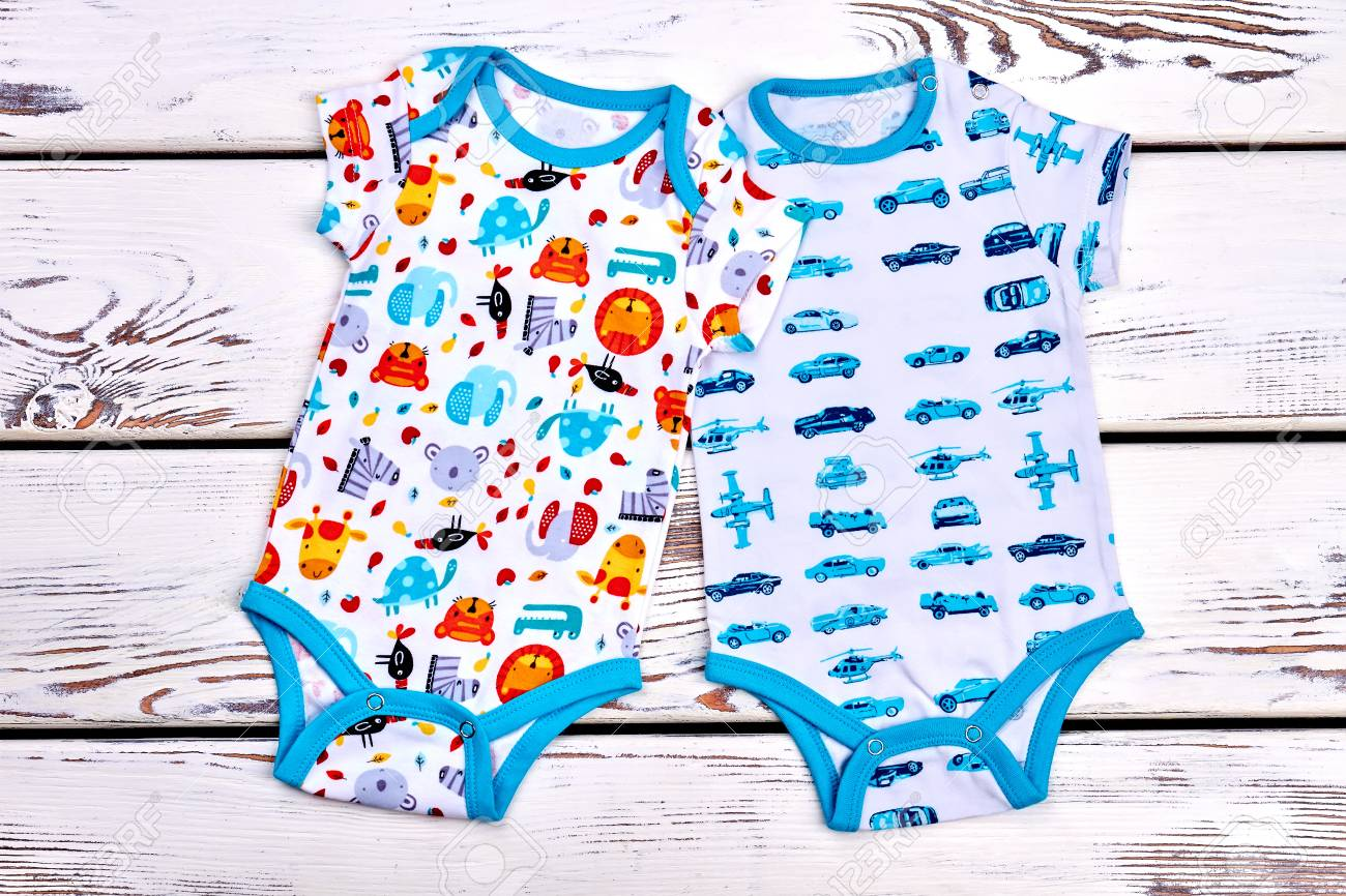 740d81938f0 Set of soft patterned rompers for kids. Newborn baby new collection of high  quality soft