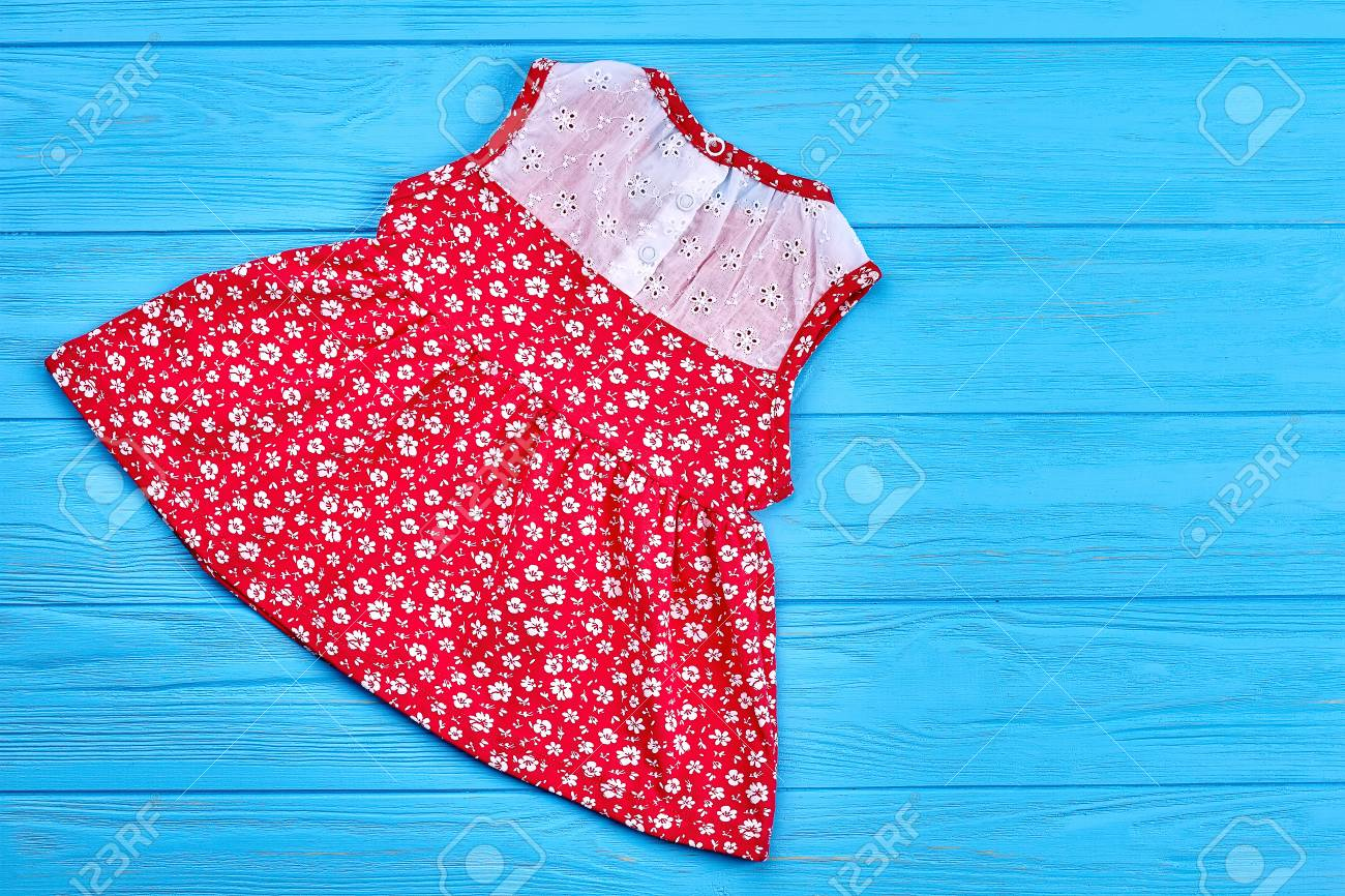 b098cc1da4d Dainty toddlers organic summer dress. Natural baby sleeveless dress and  copy space