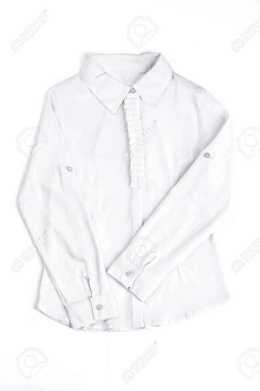white blouse girls