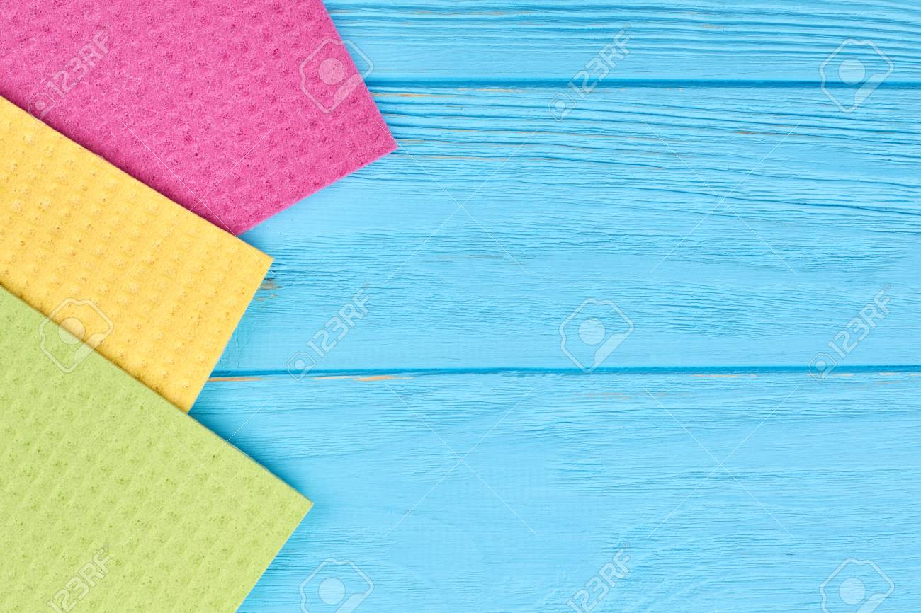 Kitchen Cleaning Napkin Rags Colorful Kitchen Cleaning Cloth Stock Photo Picture And Royalty Free Image Image 98005128