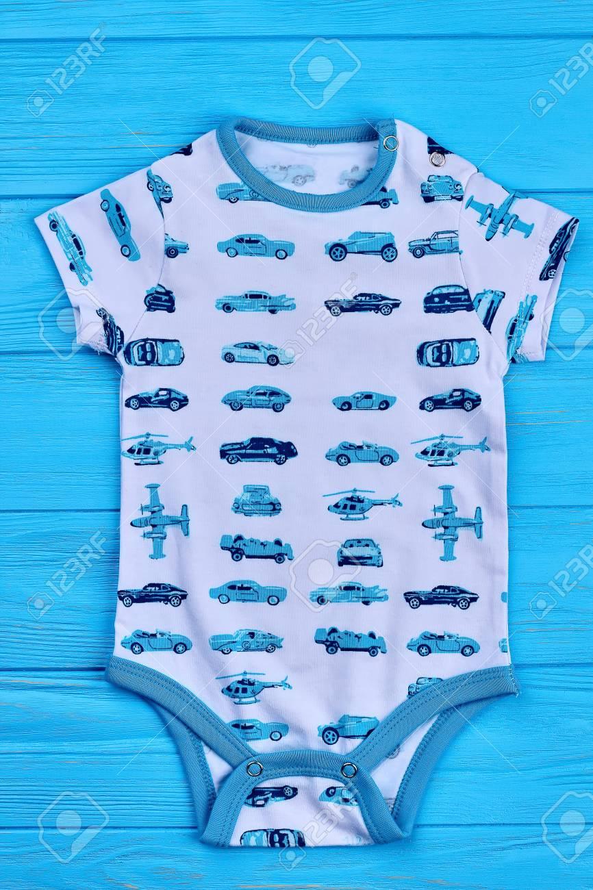 dc255628e Baby Boy Transport Print Bodysuit. Newborn Boy Printed Romper ...