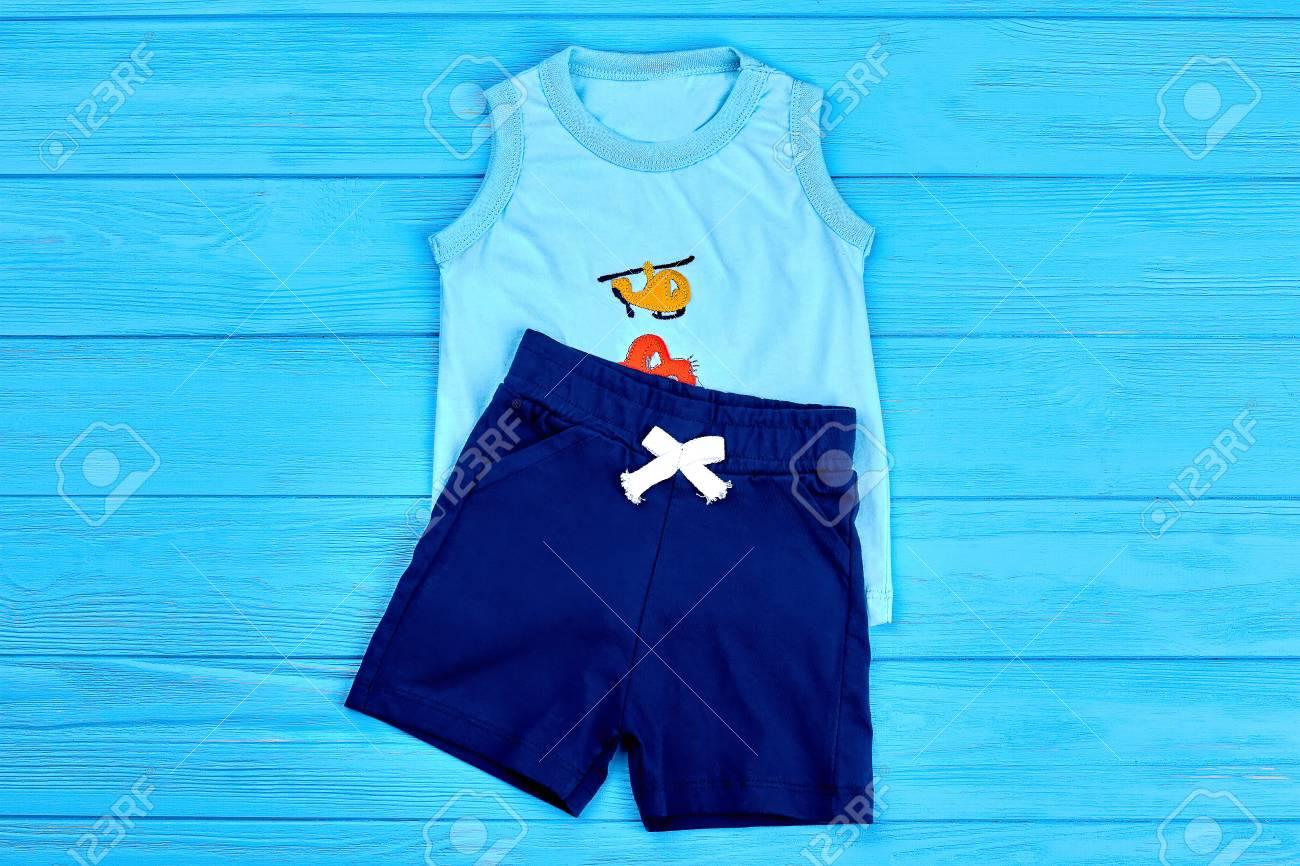 03e265255 Brand summer clothing for infant boys. Newborn boy cute summer garment.  Little boy cotton natural clothes for summer wear. Brand