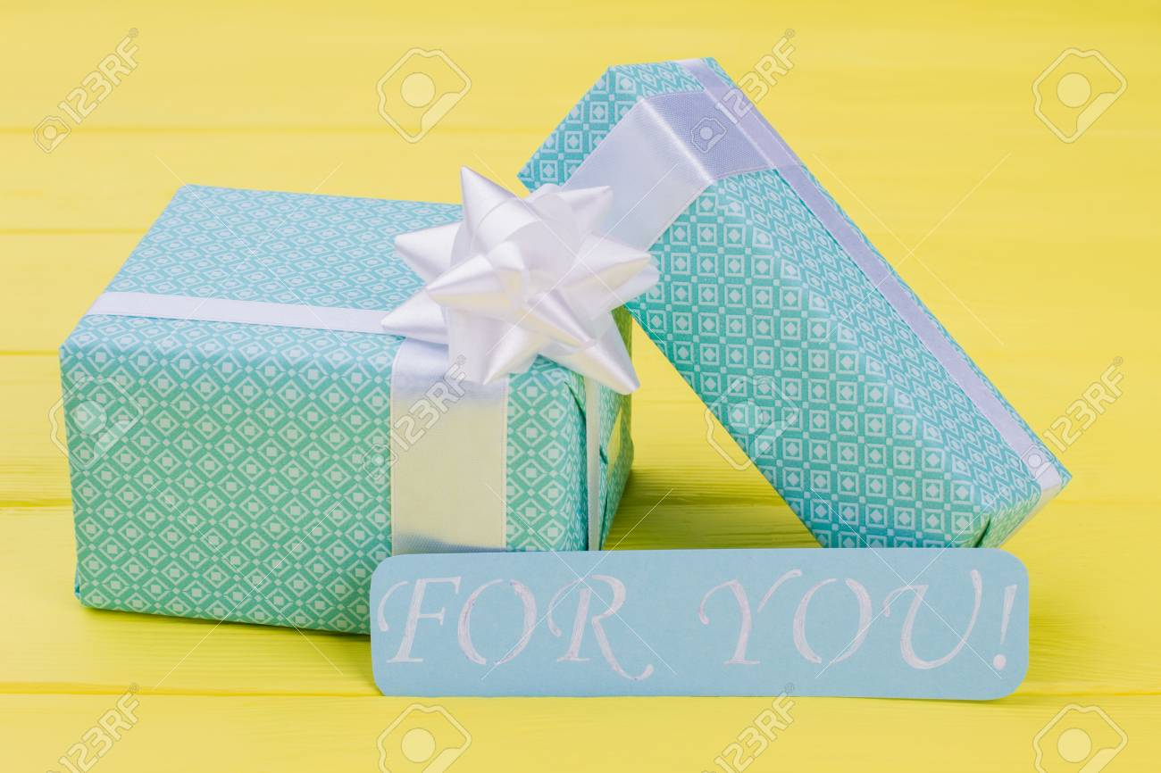 Valentines Day Gift Boxes On Color Background Romantic Background