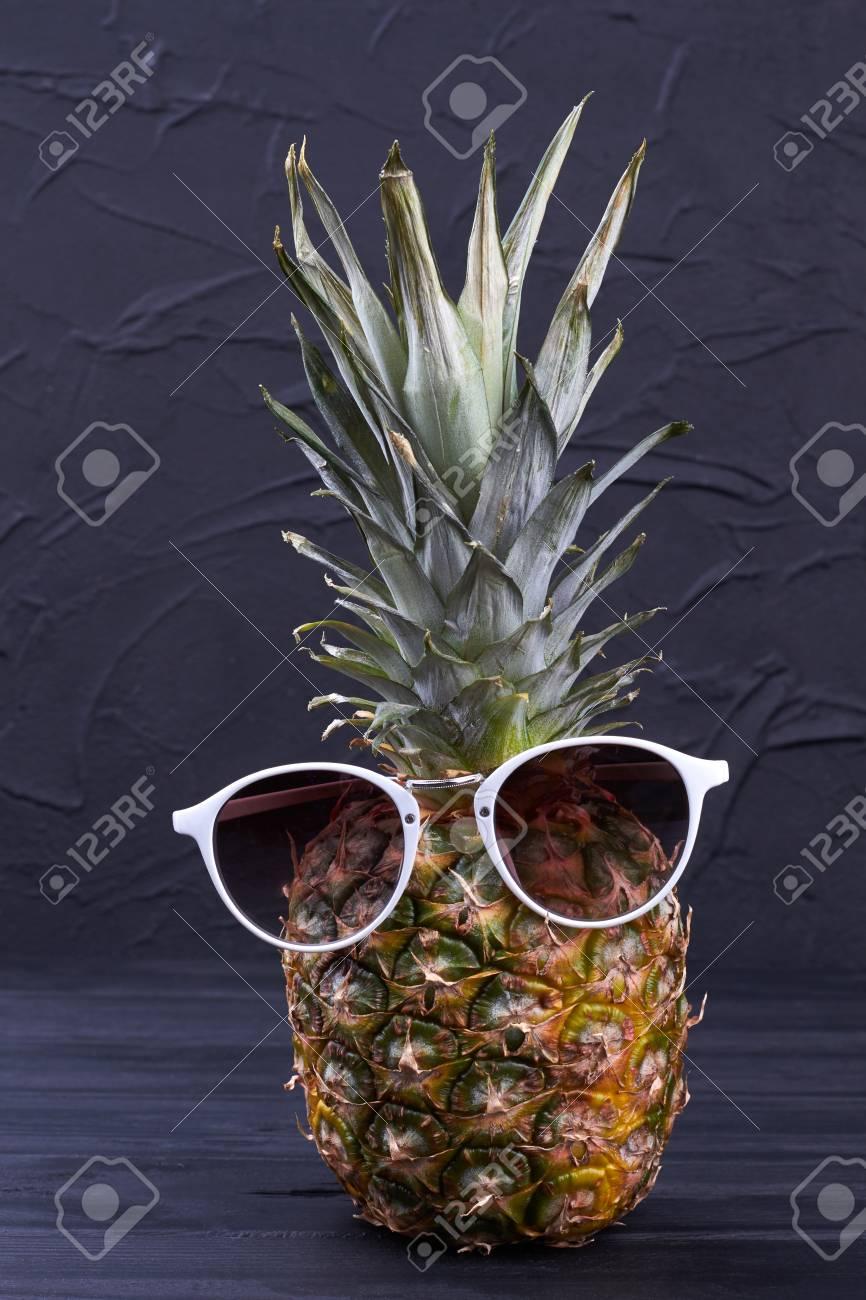 Pineapple Fruit Sunglasses