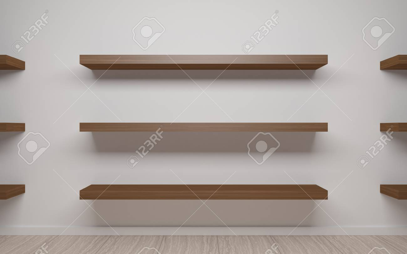 Modern Shelves For Store