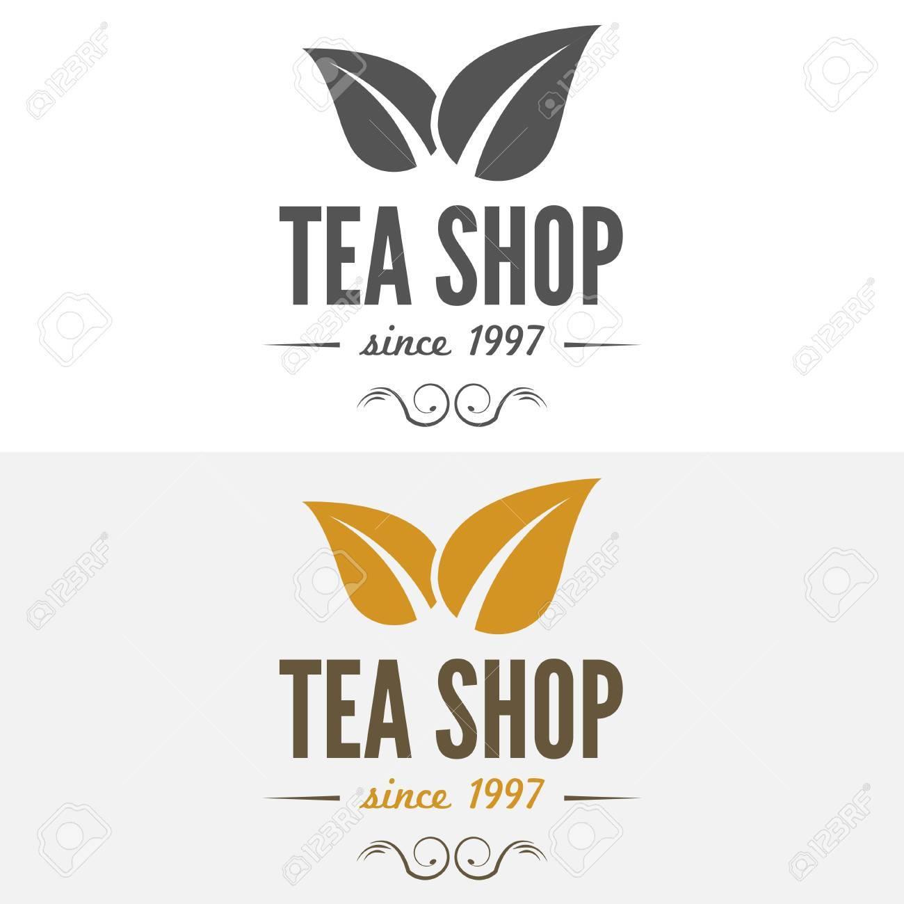 tea label templates
