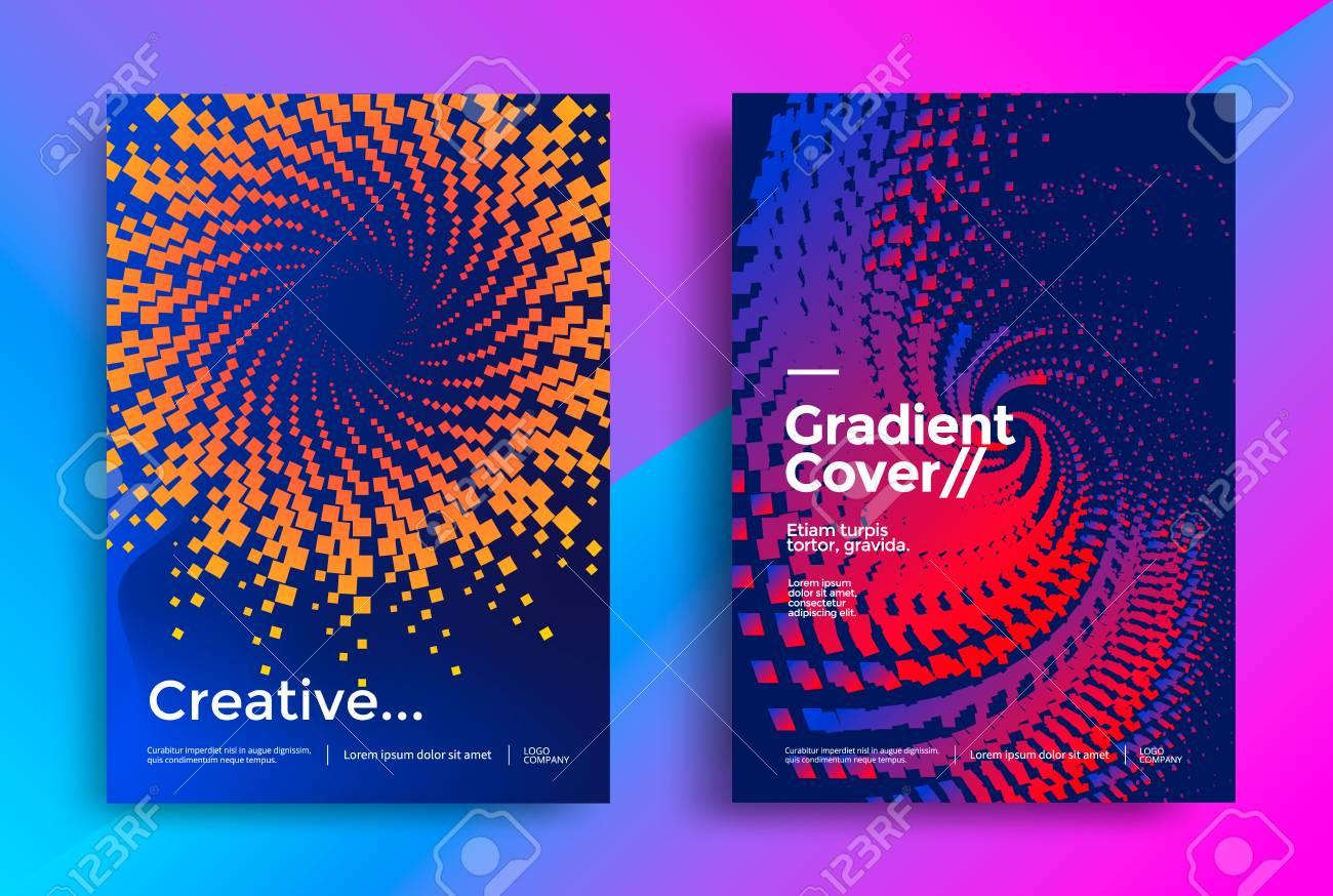 Minimal covers design illustration. - 93152213