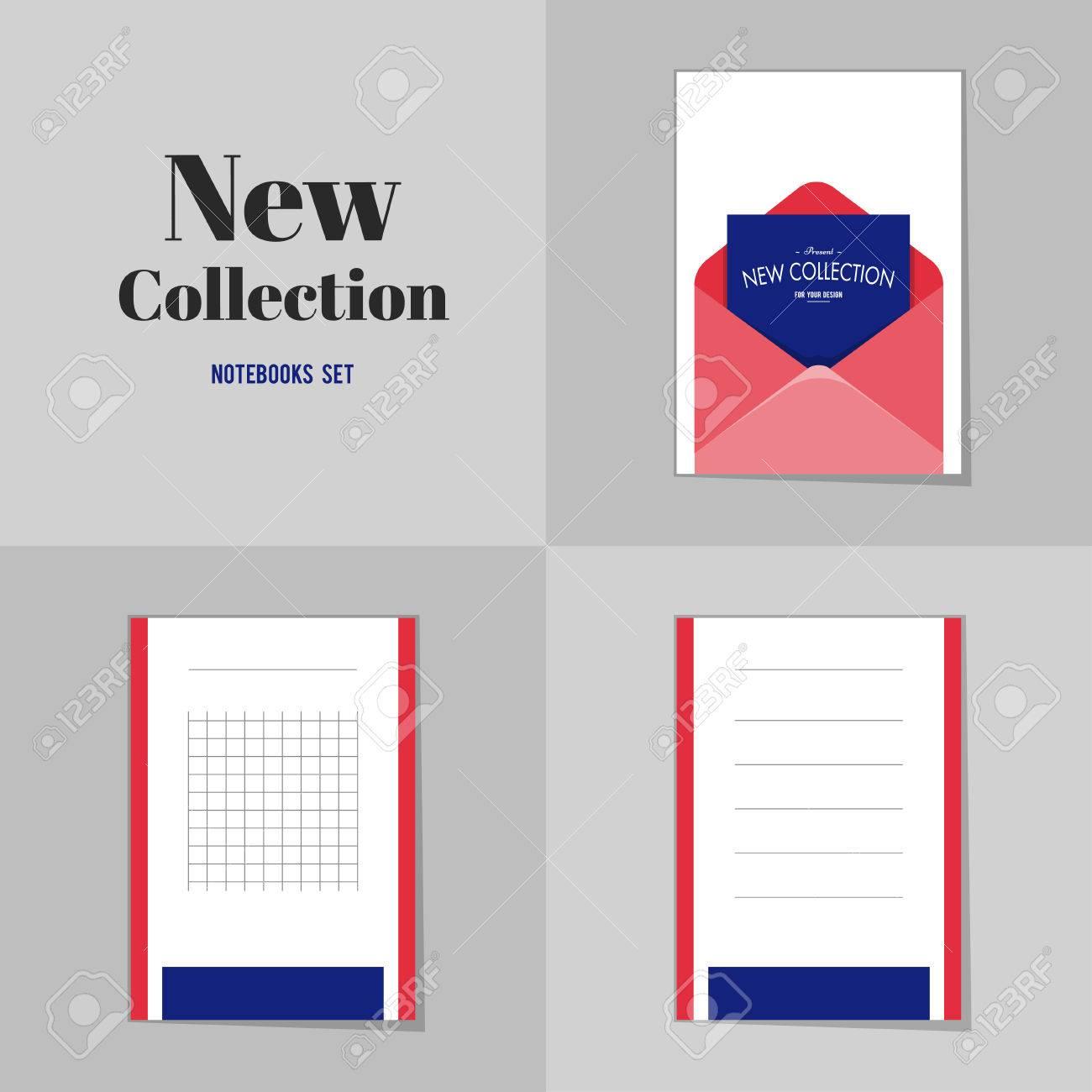 Colección Nueva Colección De Sobres En Blanco Cuadernos, Pegatinas ...