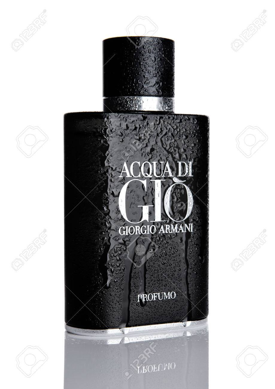 London Uk 11 November 2016 Giorgio Armani Acqua Di Gio Duft