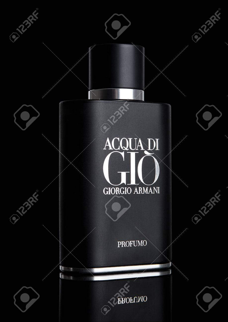 Londonuk December 06 2016 Giorgio Armani Acqua Di Gio