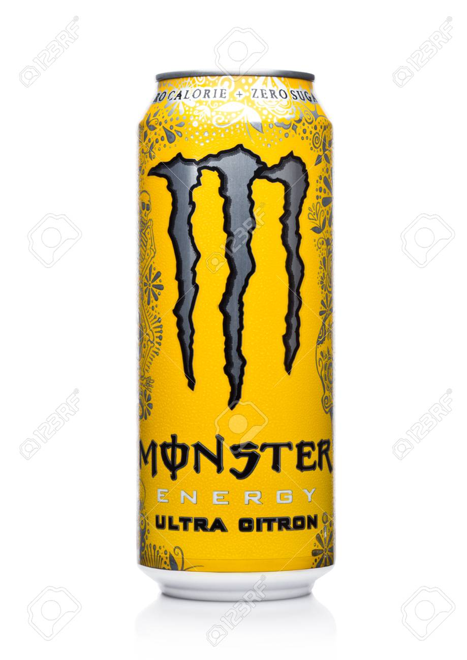 London Uk December 15 2017 A Can Of Monster Energy Drink Stock Photo Picture And Royalty Free Image Image 91926555