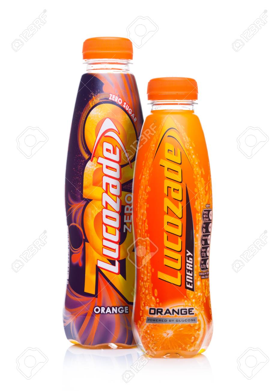 Watch Get a free bottle of lucozade video