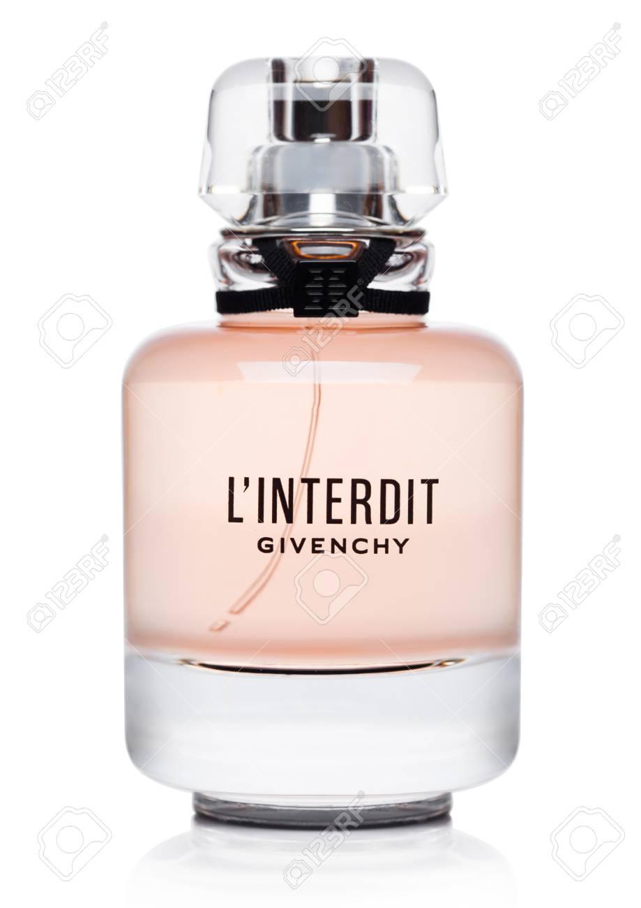 Perfume Of March LondonUk Givenchy 052019Bottle L'interdit hrtQsCdx