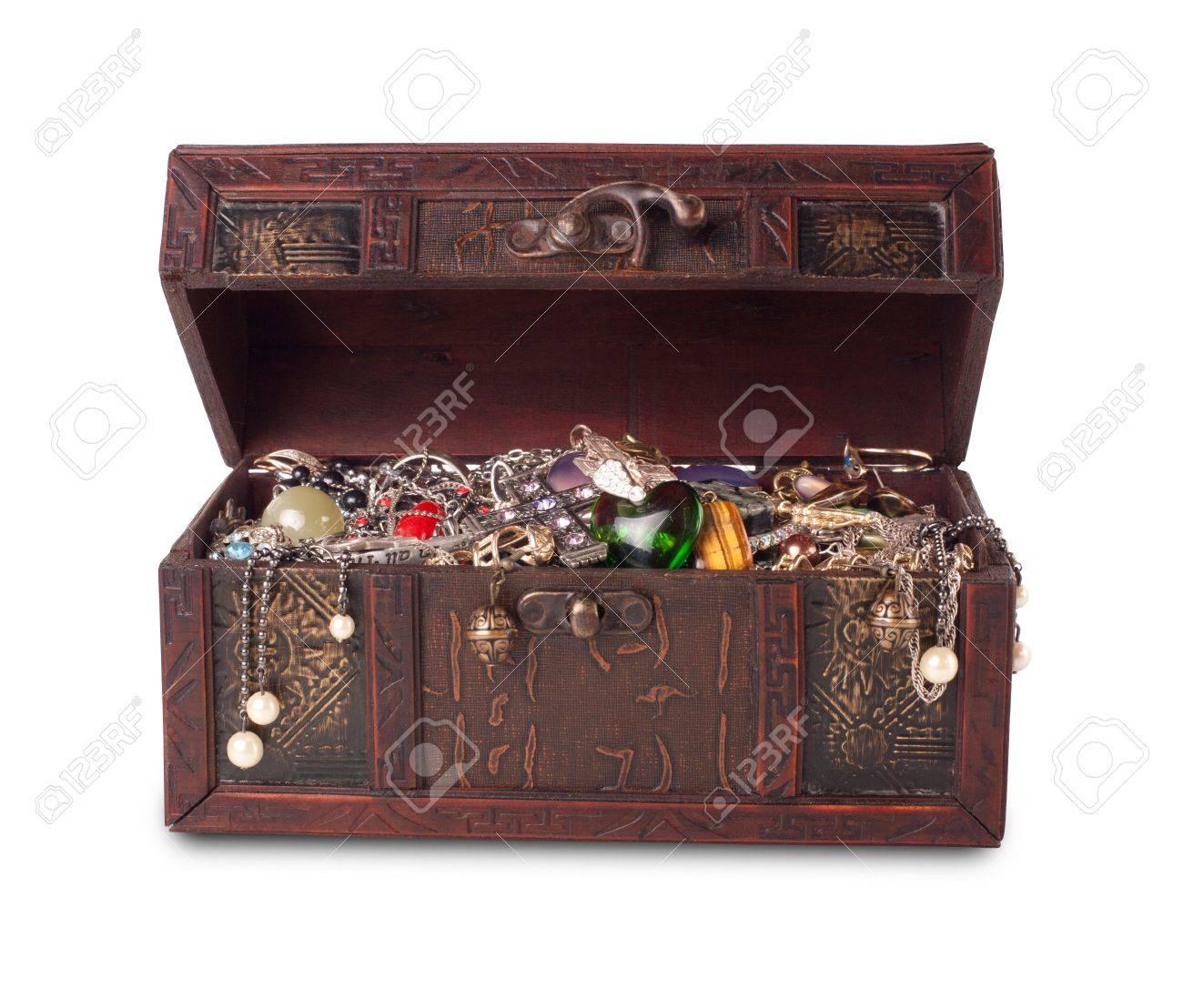 Treasure chest Stock Photo - 12689407