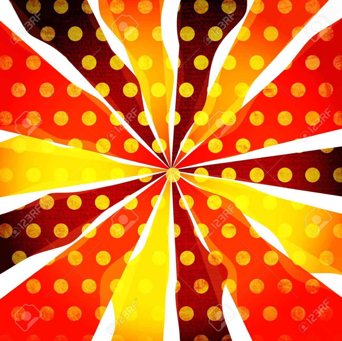 colorful spiderweb Stock Photo - 12693152