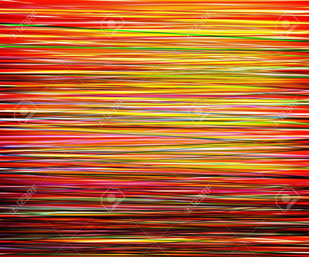 abstract colorful lines Stock Photo - 12711479