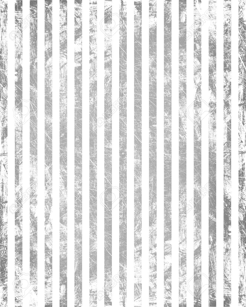 Vintage Dirty Striped Wallpaper Stock Photo Picture And Royalty