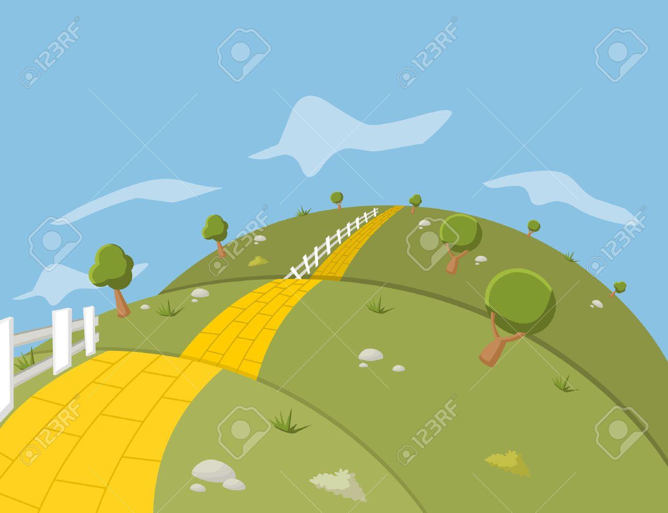 Yellow Brick Road Clip Art gold bricks Yellow Brick Road