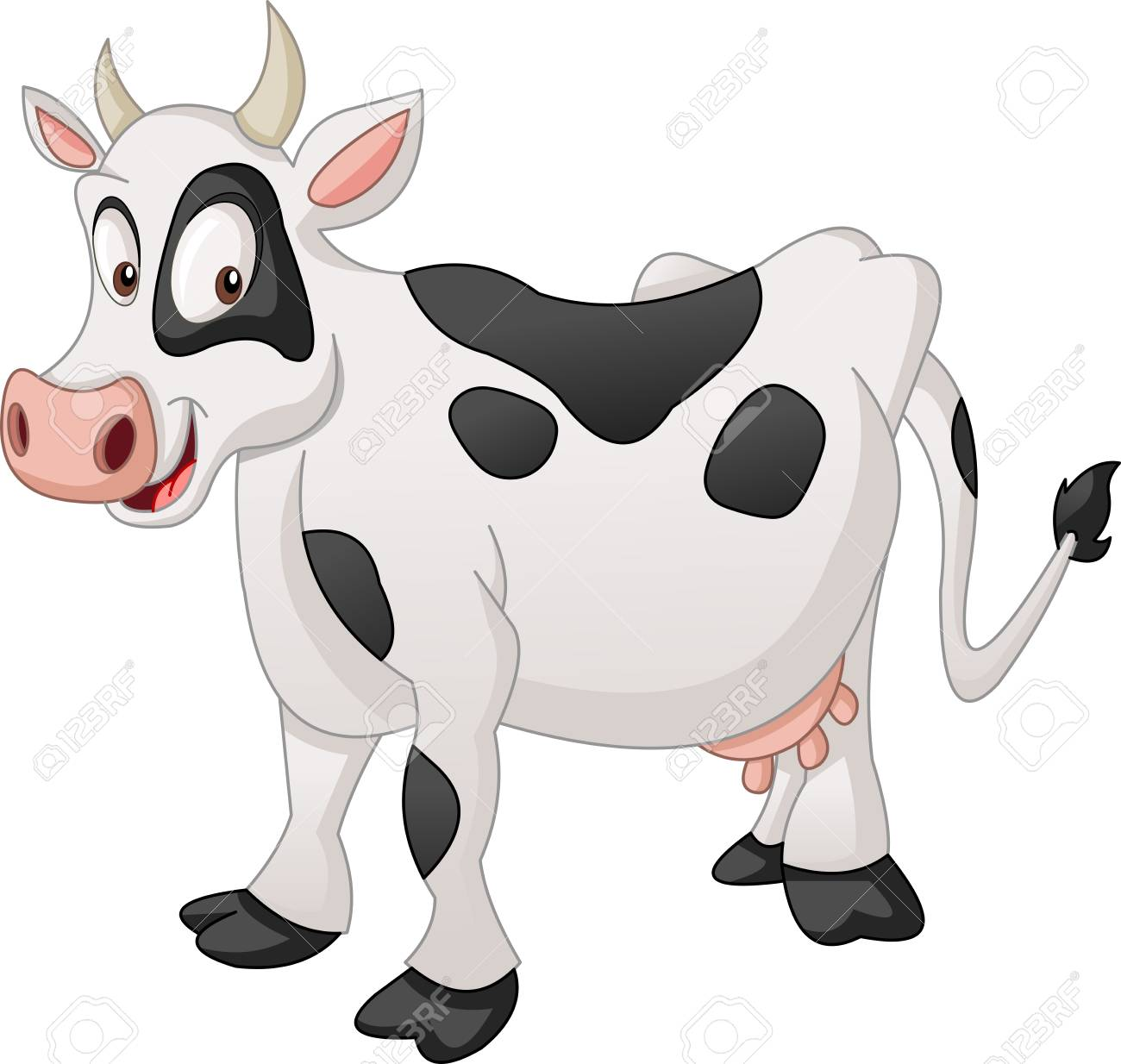 ᐈ Cartoon caw stock pictures, Royalty Free cow cartoon images   download on  Depositphotos®