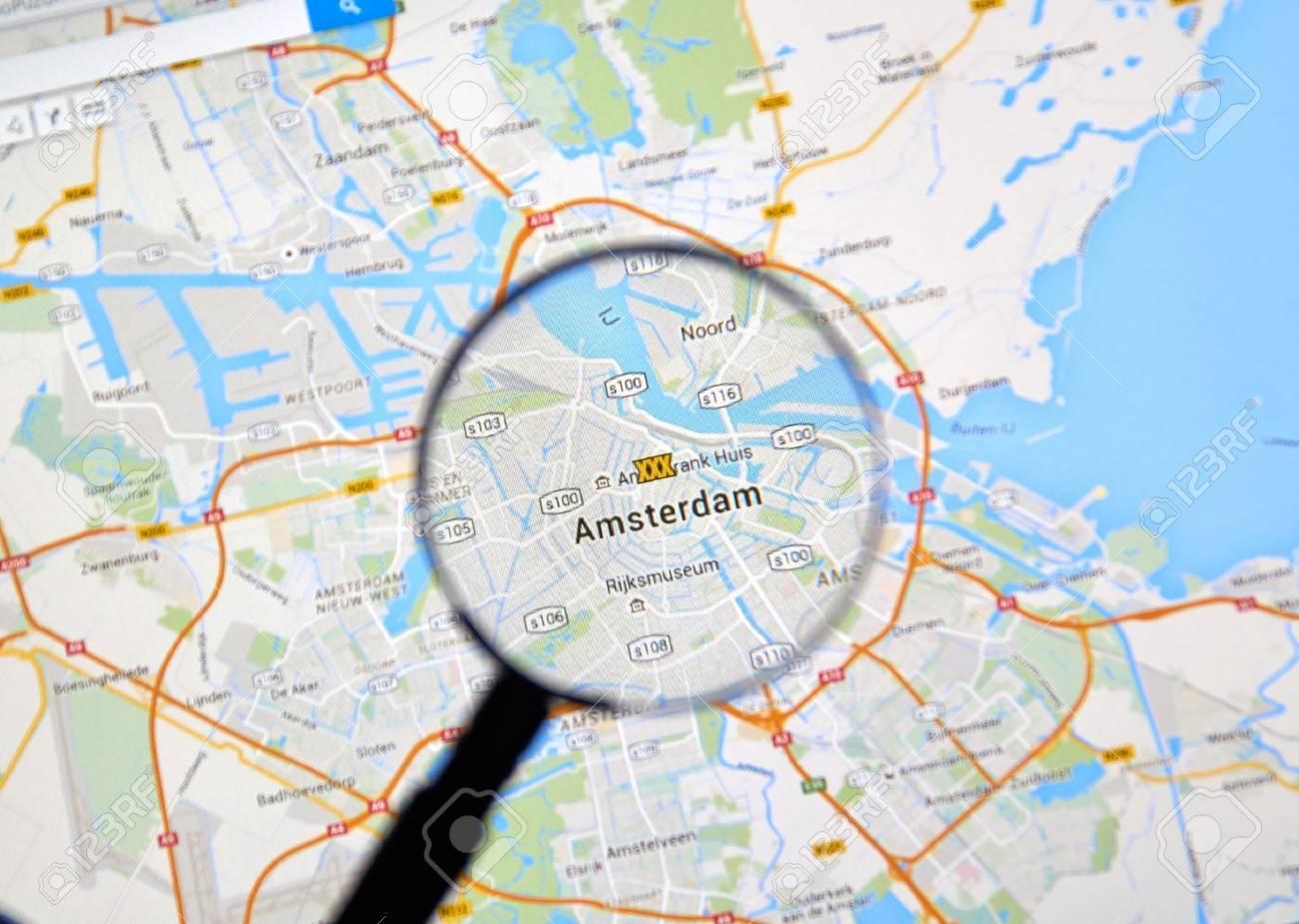 Montreal canad febrero 2016 amsterdam en google maps montreal canad febrero 2016 amsterdam en google maps aplicacin bajo la lupa gumiabroncs Choice Image