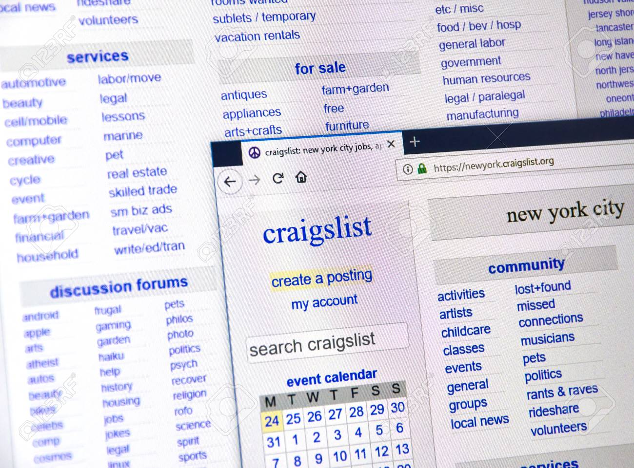 Job Wanted Ads Craigslist