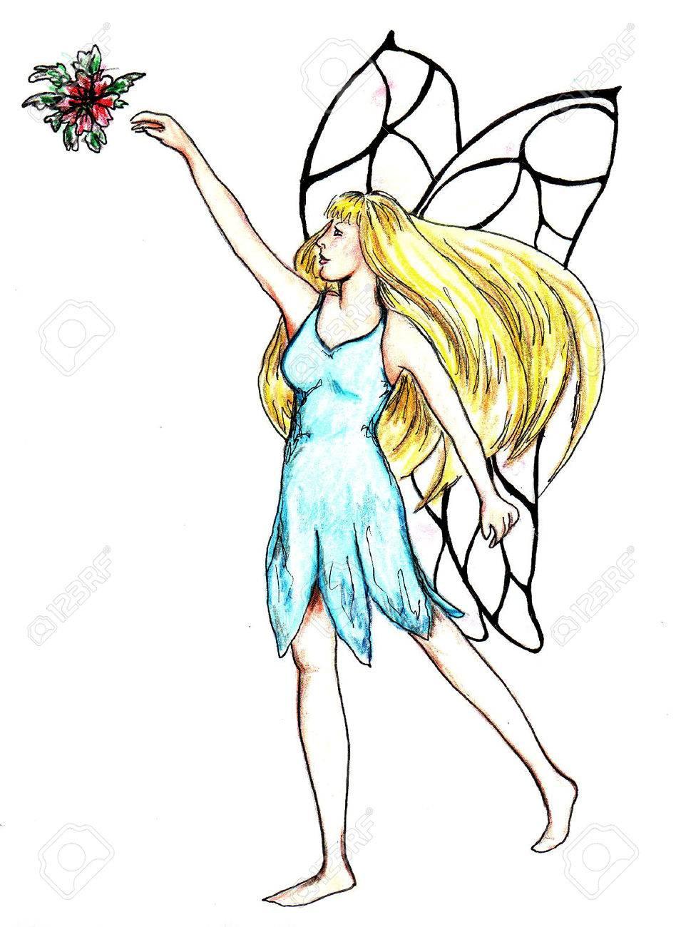 Fairy Stock Vector - 10118645
