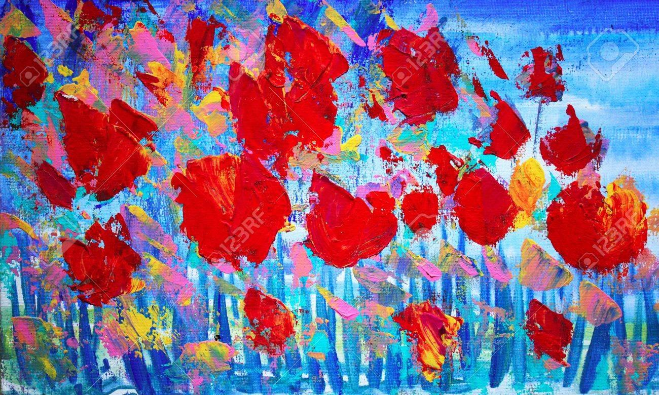 Awesome Come Dipingere Un Quadro Astratto Contemporary - Acomo.us ...