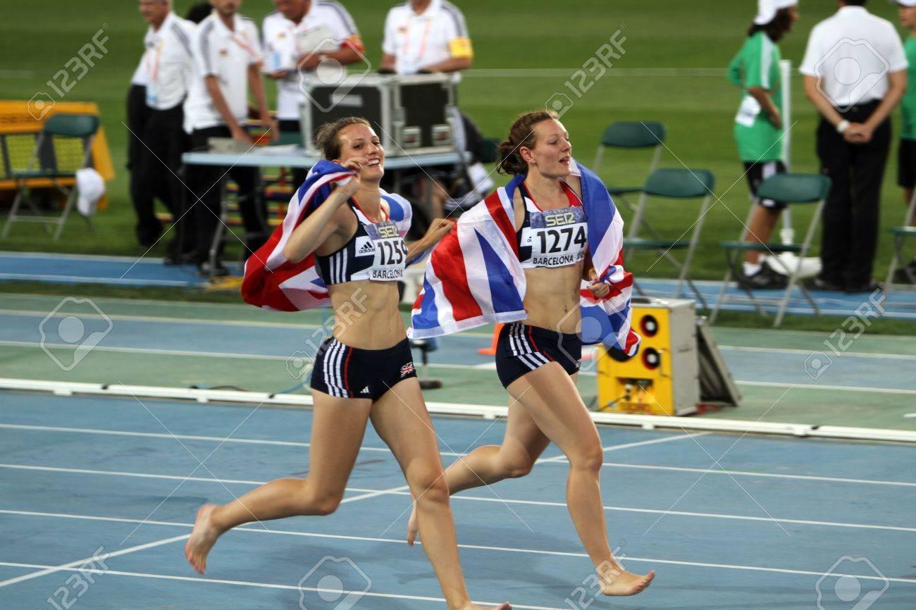 Katy Marchant heptathlon