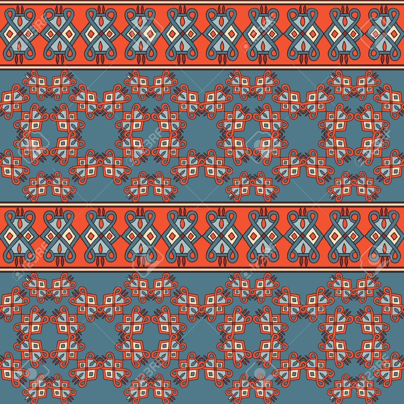 Seamless geometric background Stock Vector - 19585444