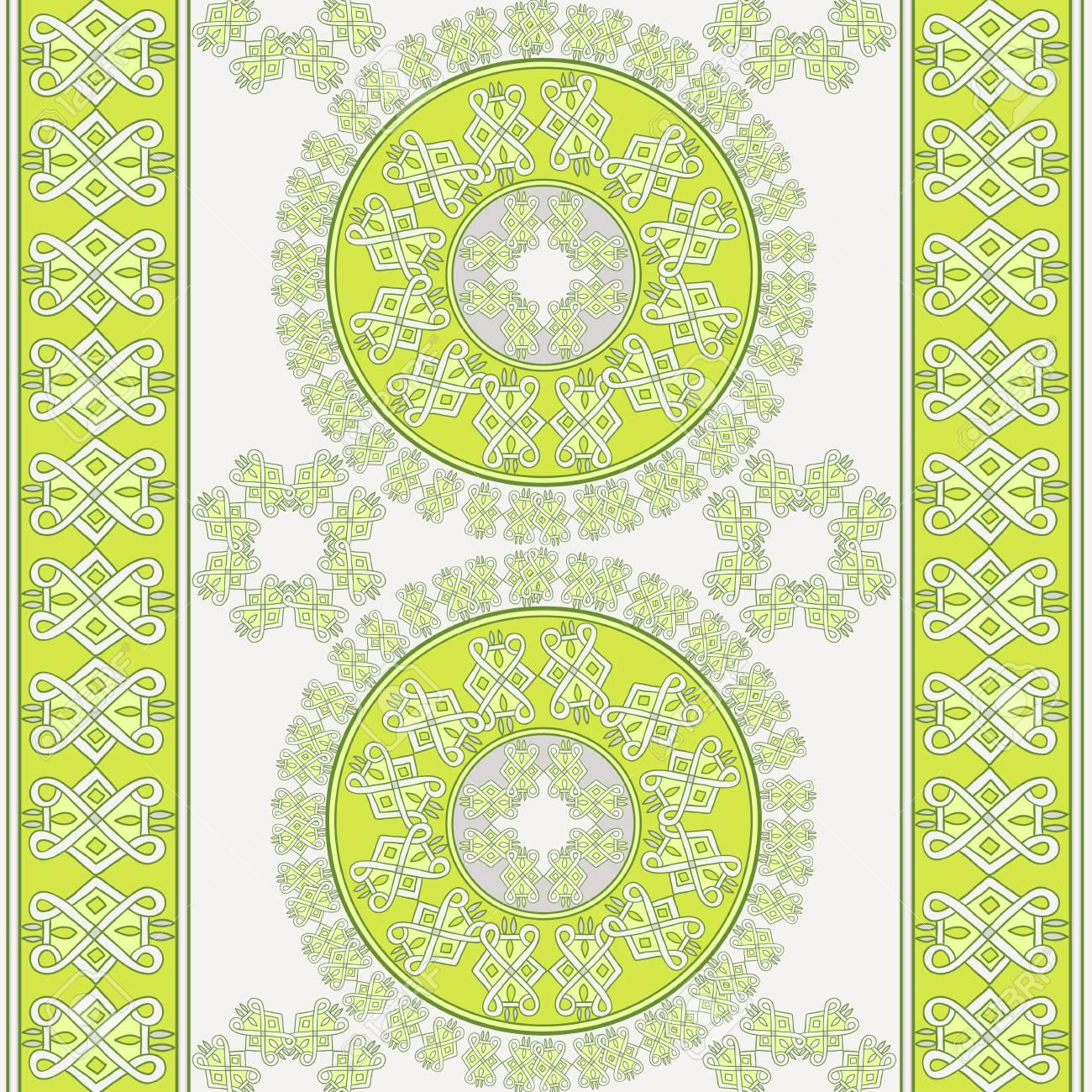 Seamless geometric background Stock Vector - 19585452