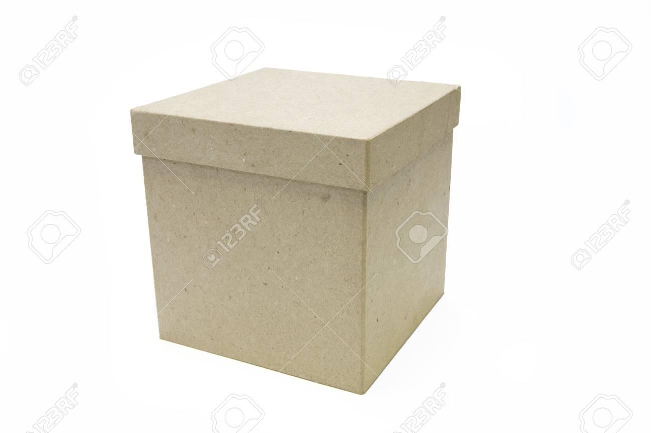 box on white background Stock Photo - 6050709