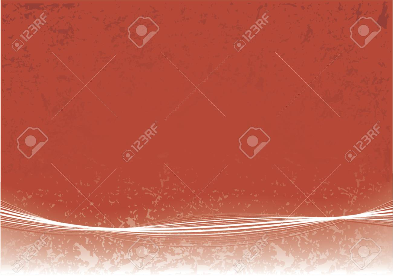Abstract red page - abstract background as vector. Stock Vector - 1029301