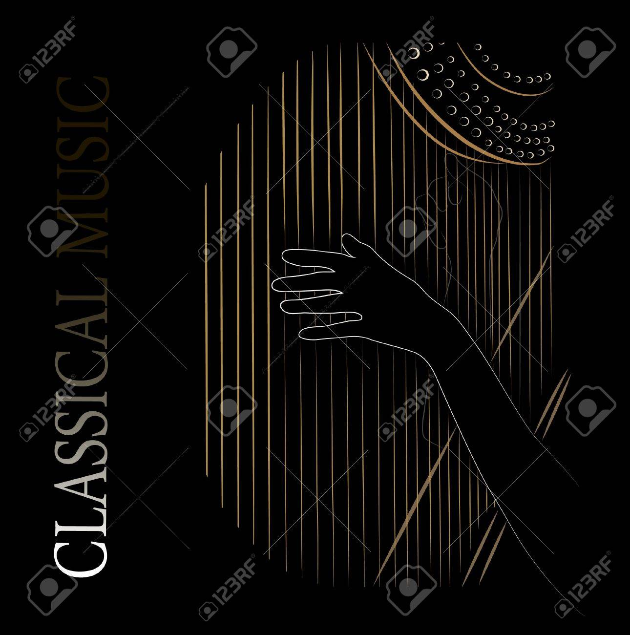 classical music Stock Vector - 15933433