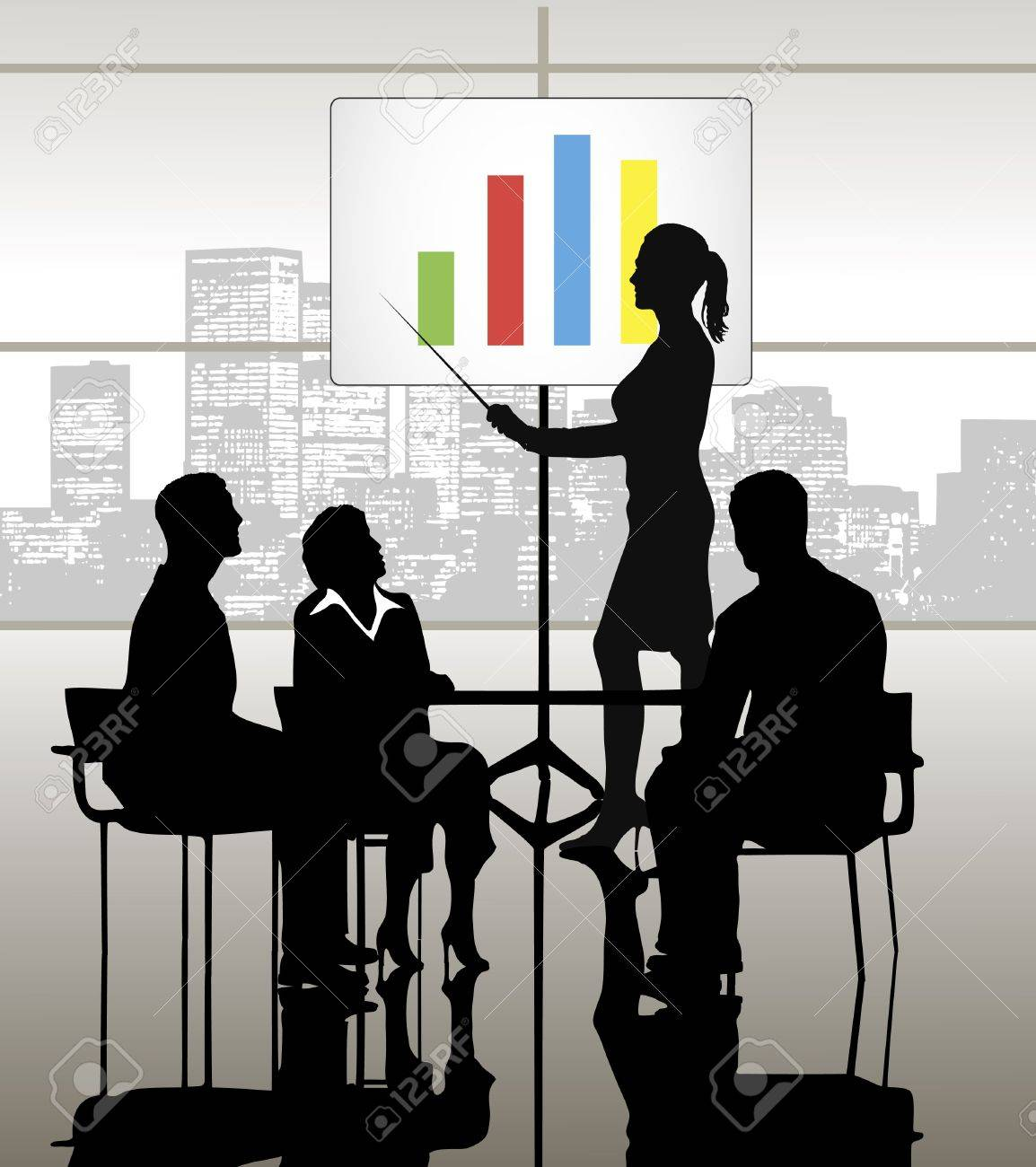 presentation Stock Vector - 16102978