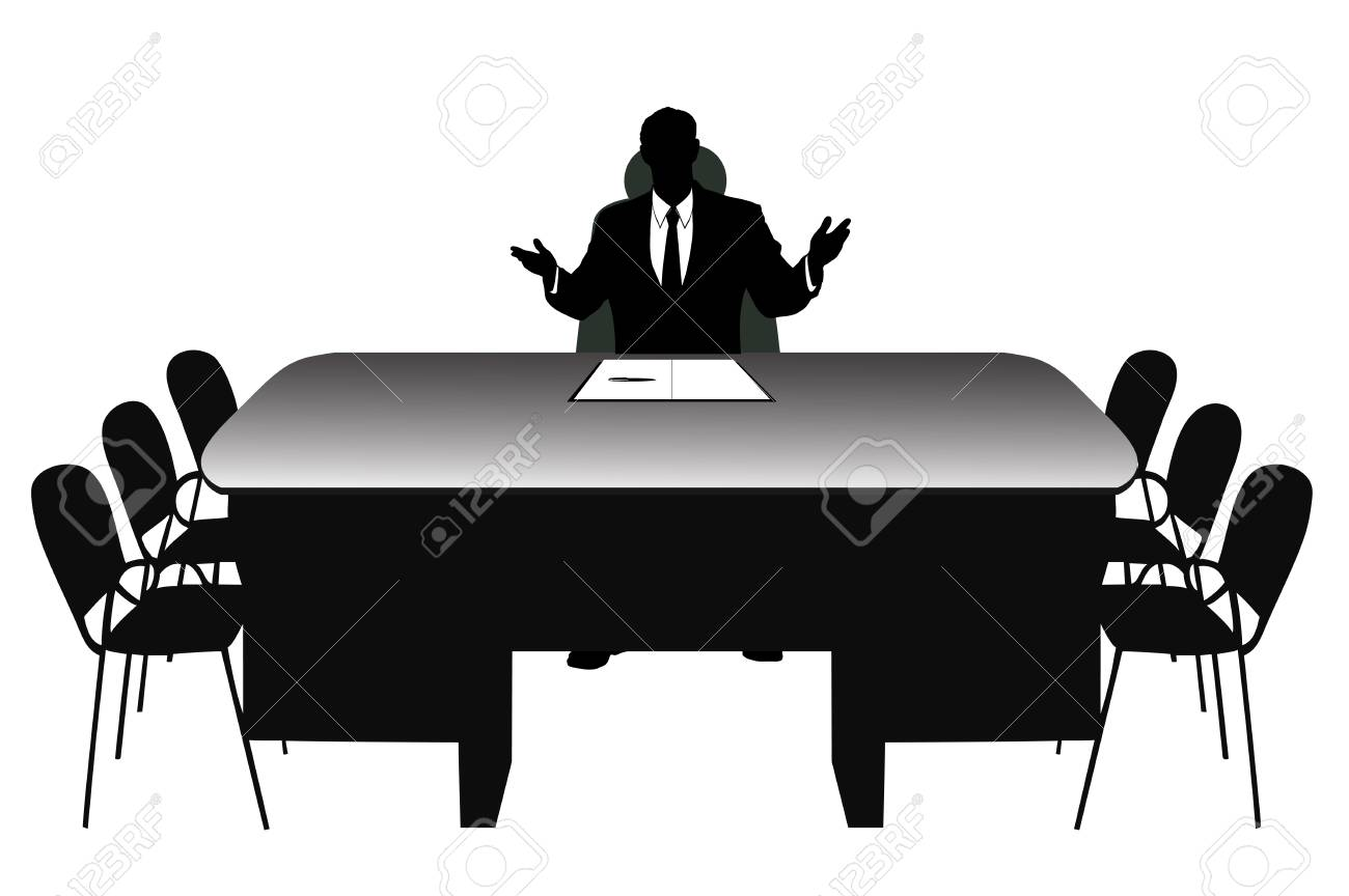 work at office Stock Vector - 18765453