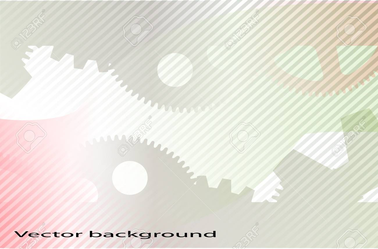 abstract technology background Stock Vector - 19505762