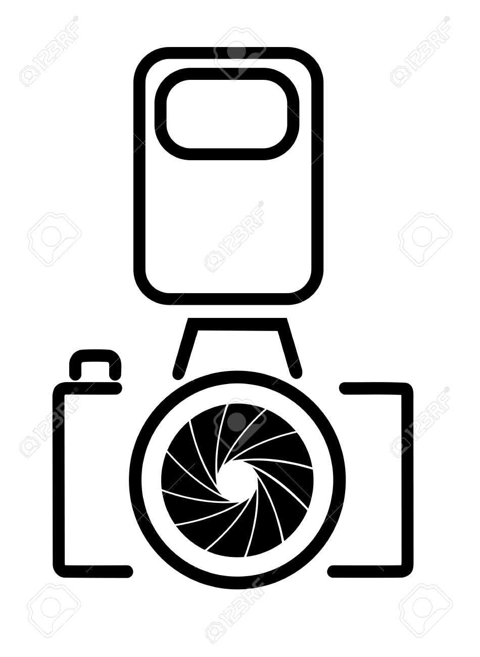 abstract image of a camera Stock Vector - 19681221