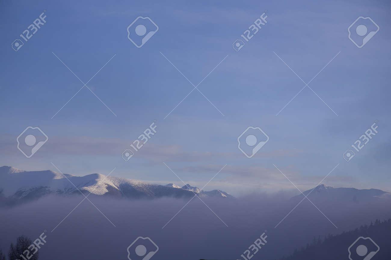 snow mountain Slovakia ski winter Jasna Europa - 164662273