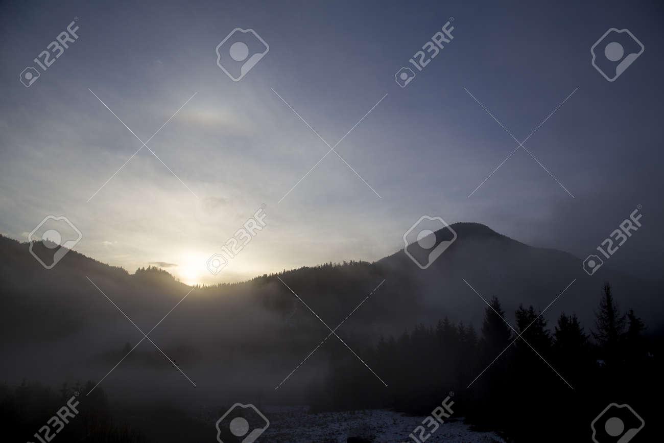 snow mountain Slovakia ski winter Jasna Europa - 164661680
