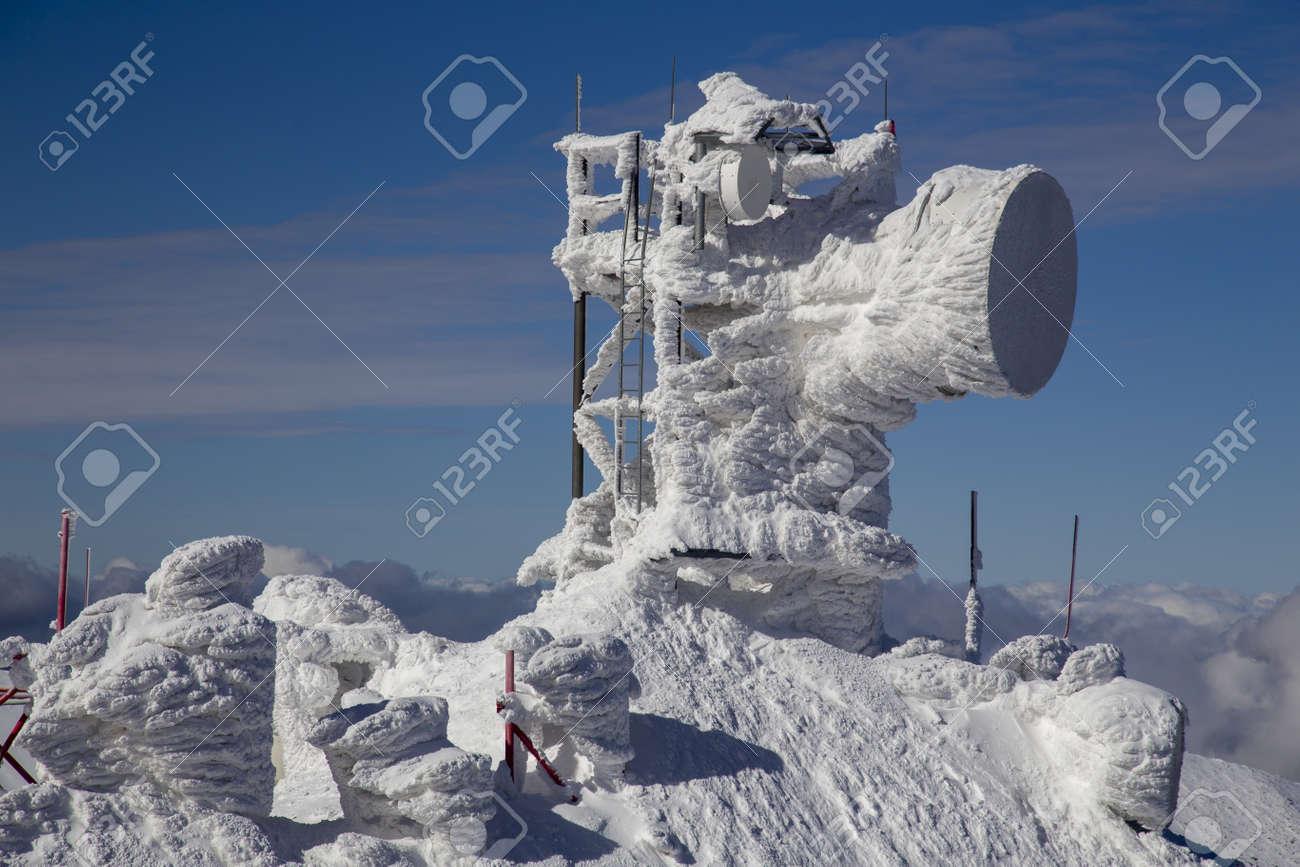 snow mountain Slovakia ski winter Jasna Europa - 164661964