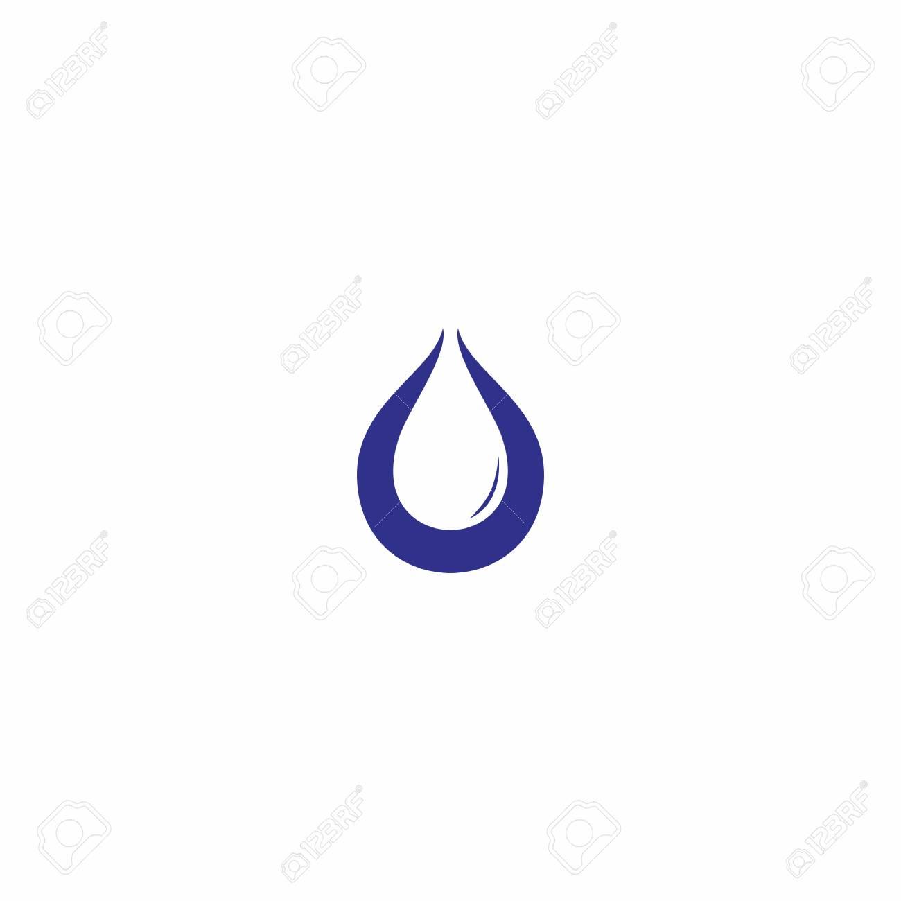 water droplet logo vector royalty free cliparts vectors and stock