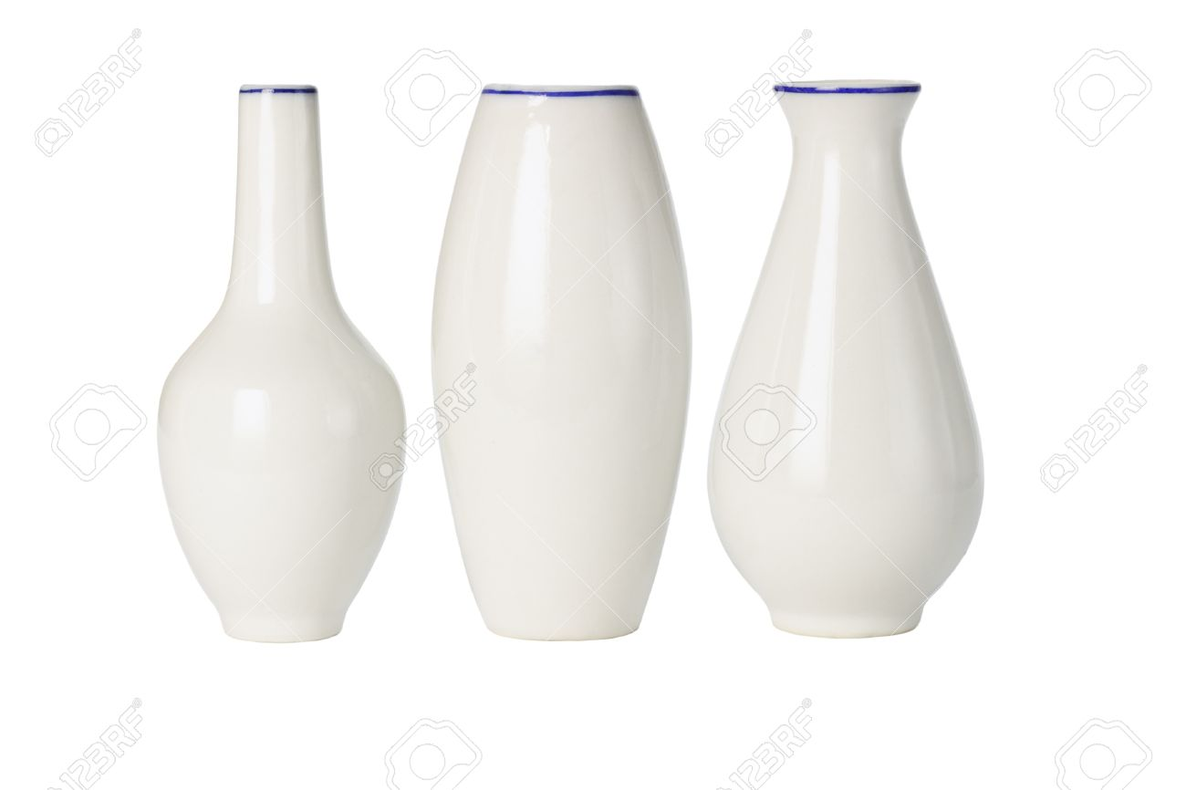 Chinese porcelain vases of various shapes on white background chinese porcelain vases of various shapes on white background stock photo 9592946 reviewsmspy
