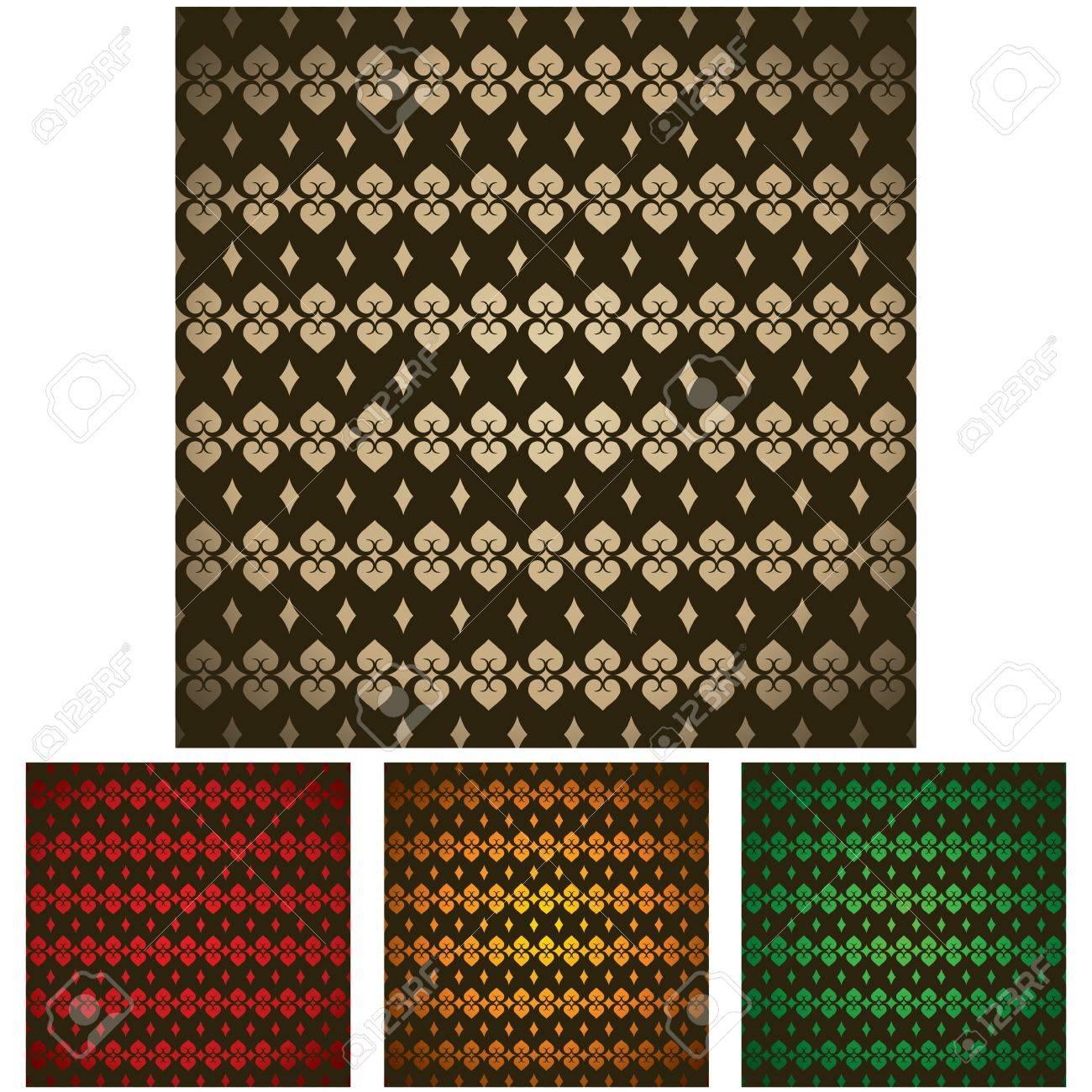 classic design pattern Stock Vector - 16845685